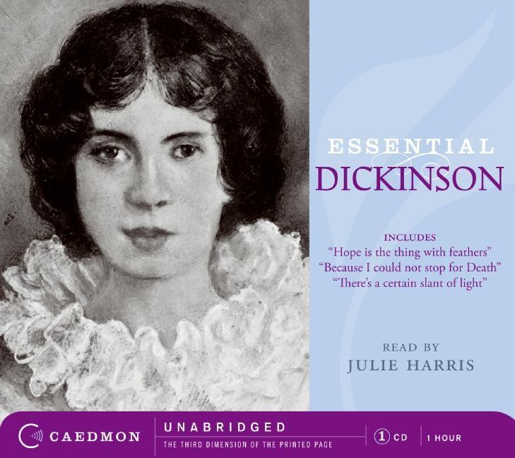 Essential Dickinson als Hörbuch
