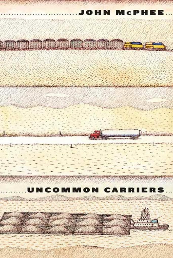 Uncommon Carriers als Buch