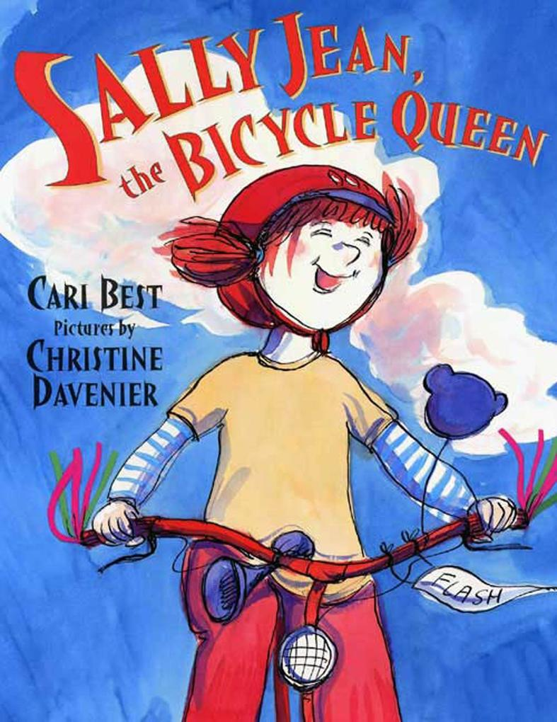 Sally Jean, the Bicycle Queen als Buch