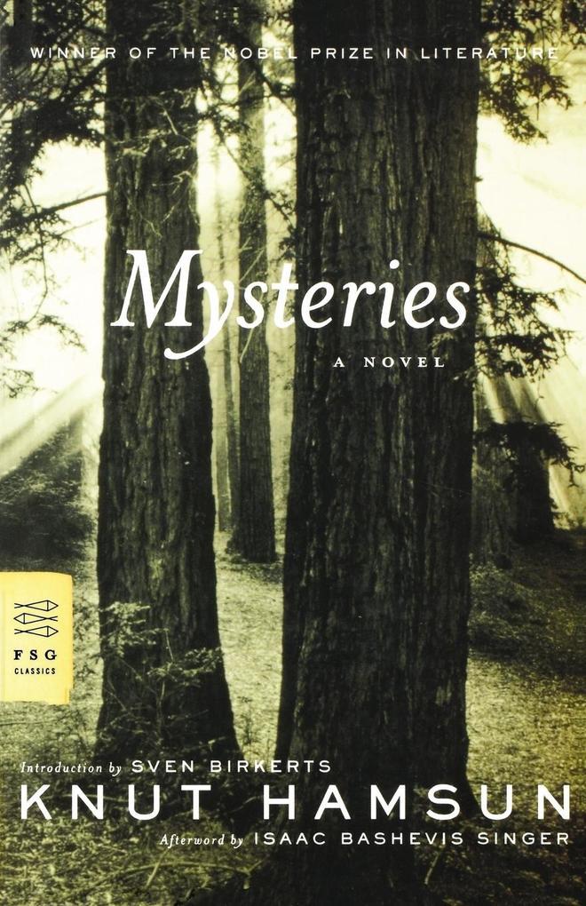 Mysteries als Taschenbuch