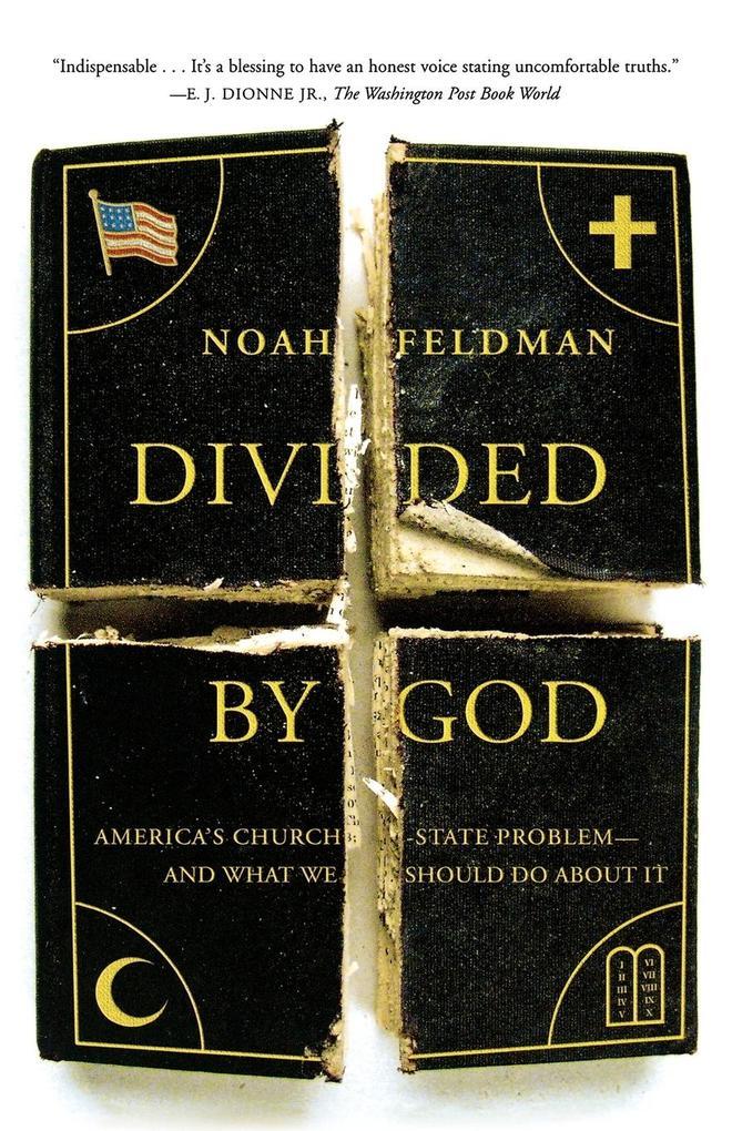 Divided by God als Taschenbuch