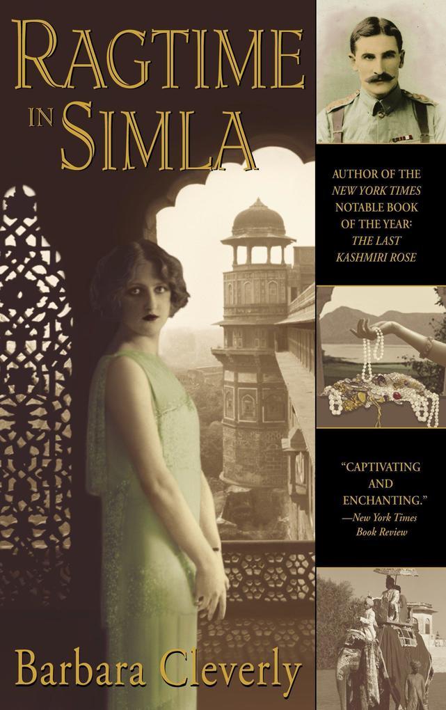 Ragtime in Simla als Taschenbuch
