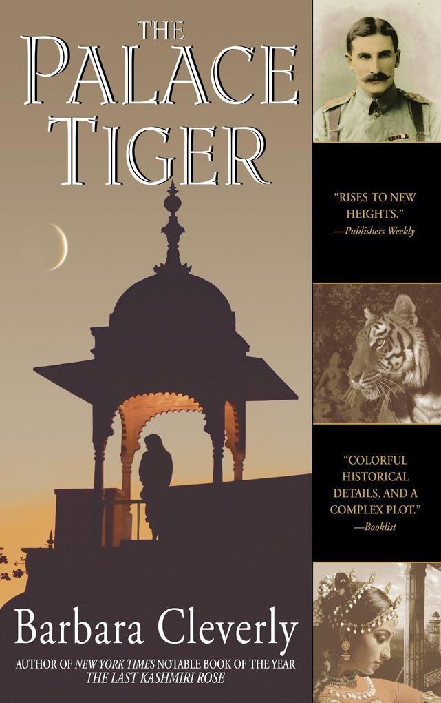 The Palace Tiger als Taschenbuch