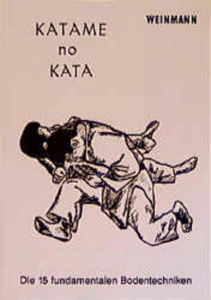 Katame-no-Kata als Buch