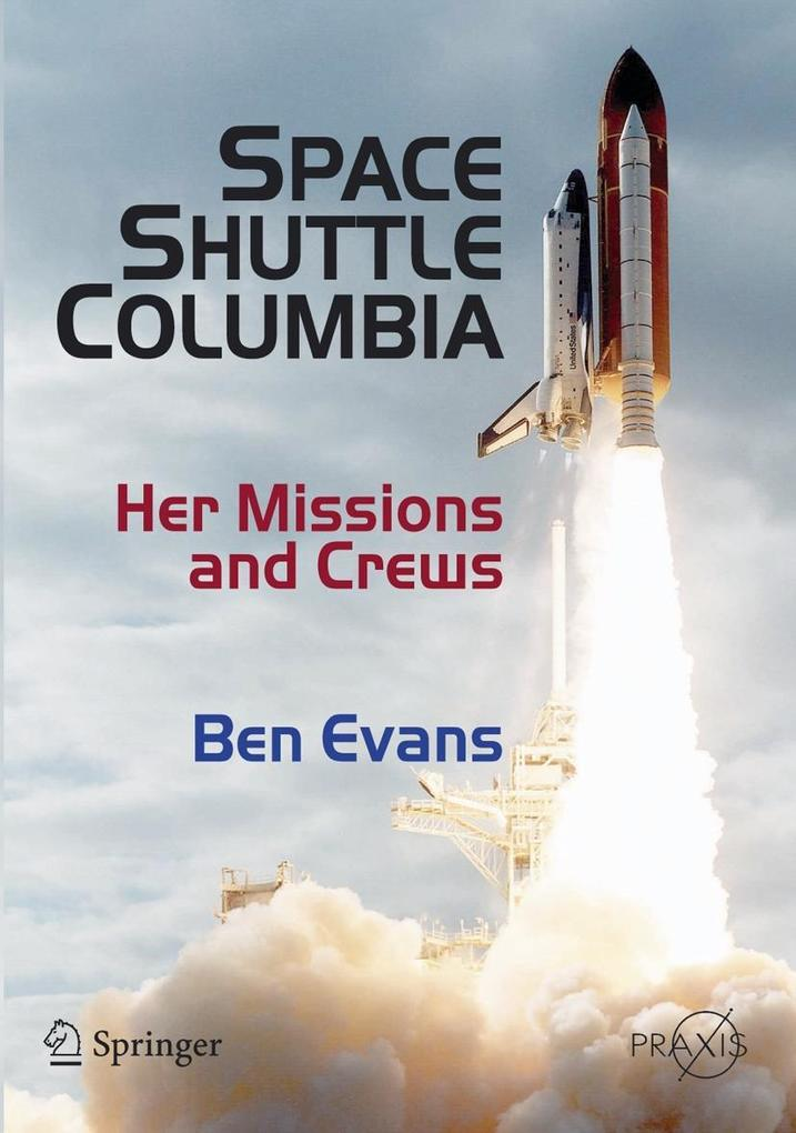 Space Shuttle Columbia als Buch