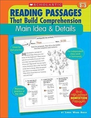 Main Idea & Details als Taschenbuch