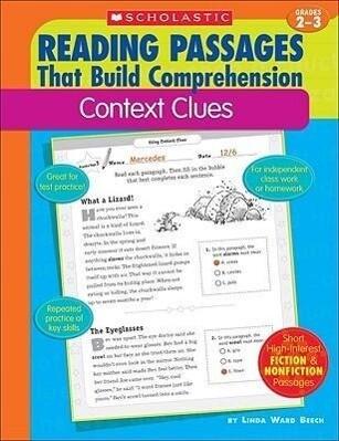 Context Clues als Taschenbuch