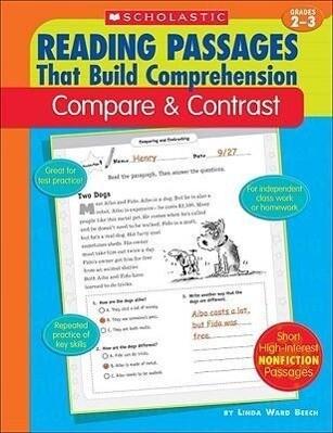 Compare & Contrast als Taschenbuch