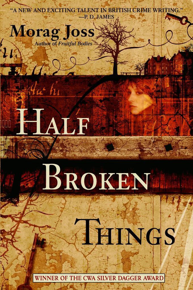 Half Broken Things als Taschenbuch