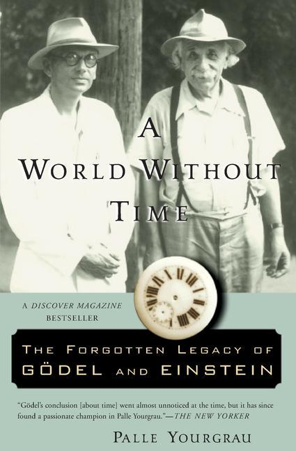 A World Without Time: The Forgotten Legacy of Godel and Einstein als Taschenbuch