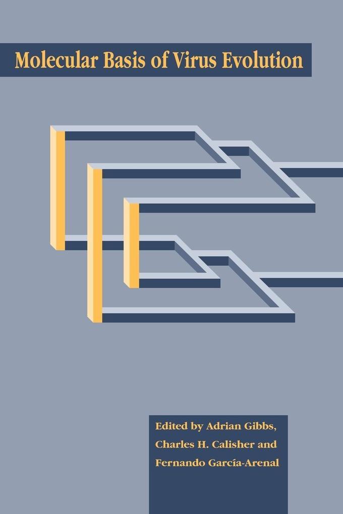 Molecular Basis of Virus Evolution als Taschenbuch