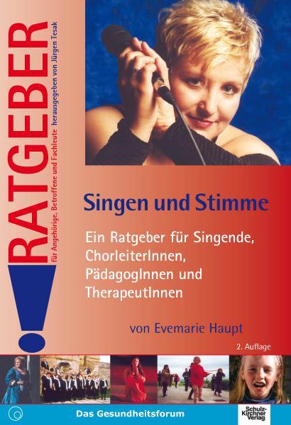 Singen und Stimme als Buch