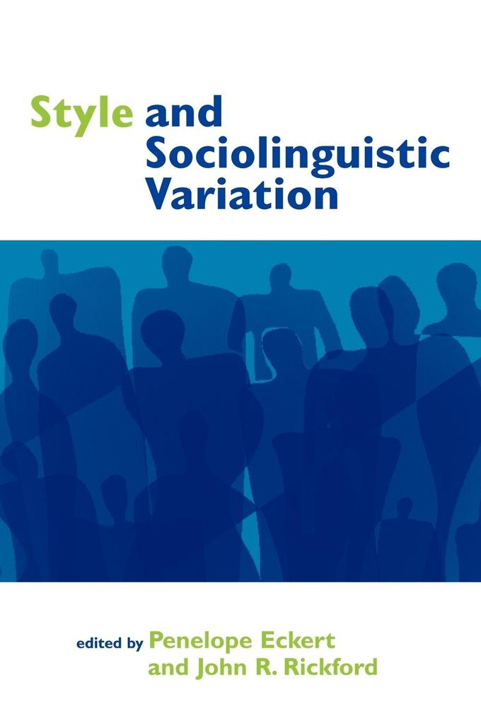Style and Sociolinguistic Variation als Buch