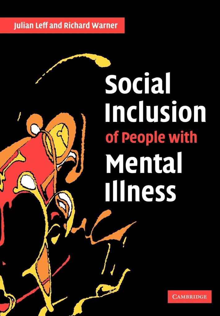 Social Inclusion of People with Mental Illness als Taschenbuch