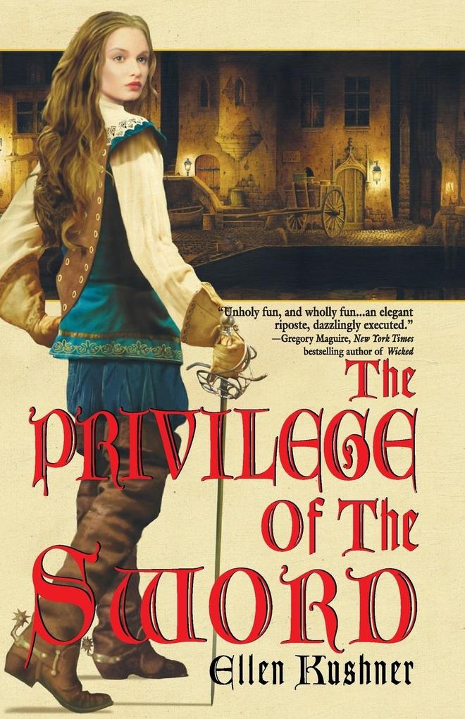 The Privilege of the Sword als Taschenbuch