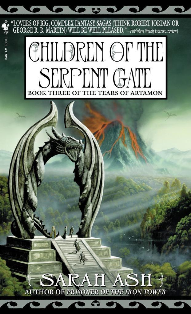 Children of the Serpent Gate als Taschenbuch