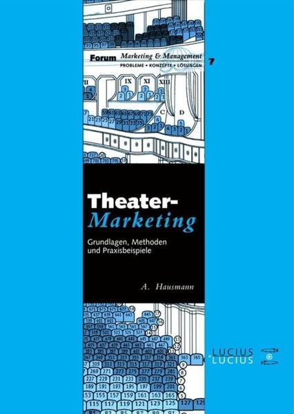 Theater-Marketing als Buch