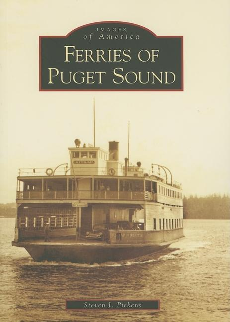 Ferries of Puget Sound als Taschenbuch