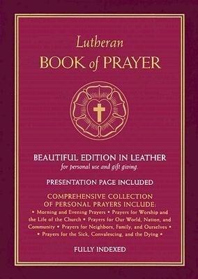 Lutheran Book of Prayer als Buch