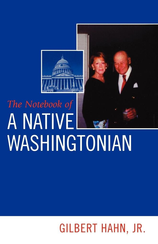 Notebook of a Native Washingtonian als Taschenbuch