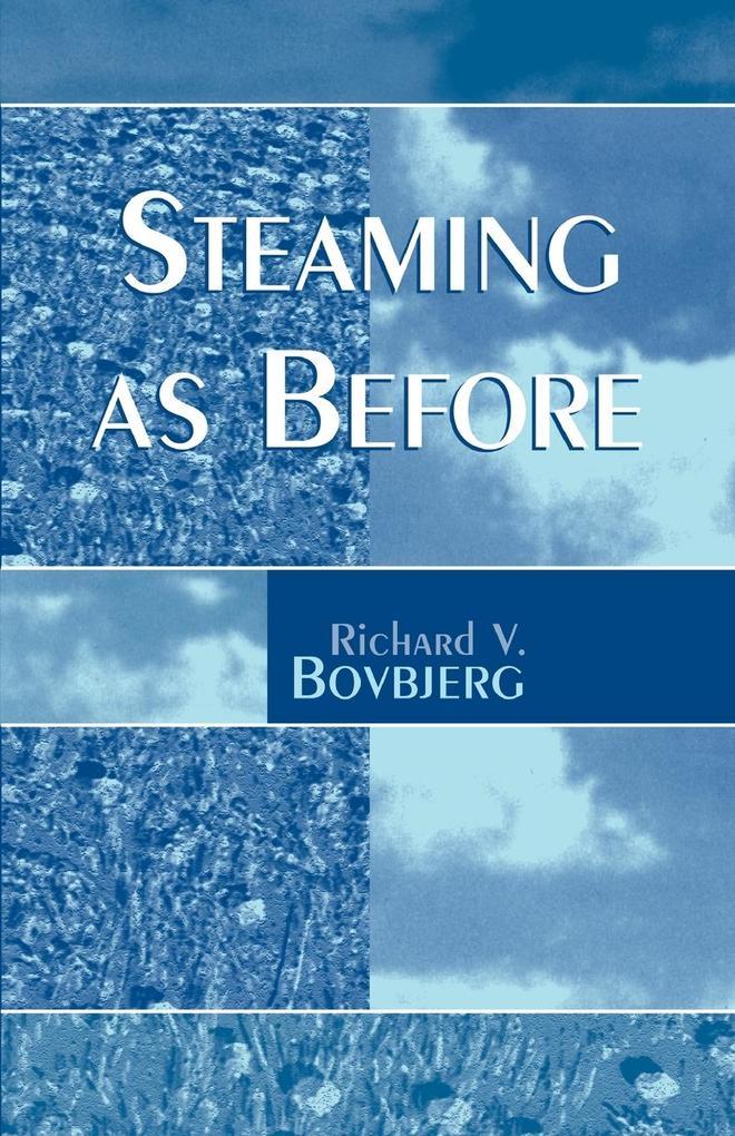 Steaming as Before als Taschenbuch