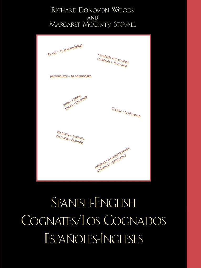 Spanish-English Cognates/Los Cognados Espanoles-Ingleses als Taschenbuch