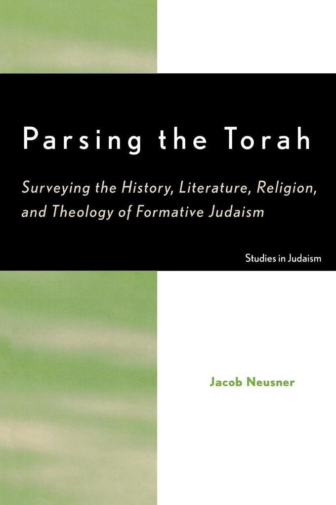 Parsing the Torah als Taschenbuch