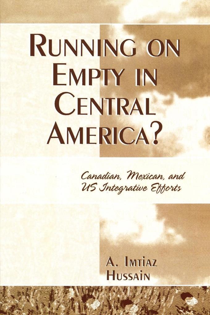 Running on Empty in Central America? als Taschenbuch