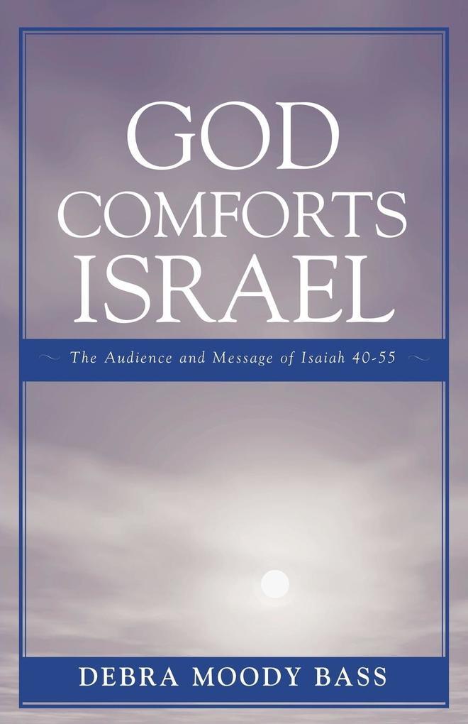 God Comforts Israel als Taschenbuch