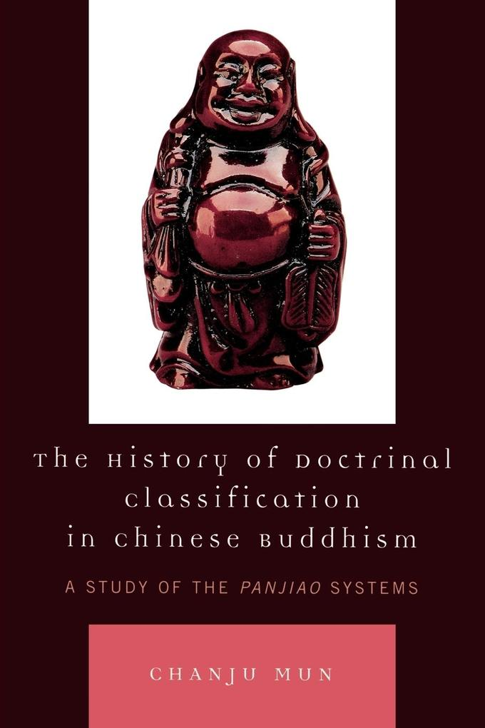 History of Doctrinal Classification in Chinese Buddhism als Taschenbuch