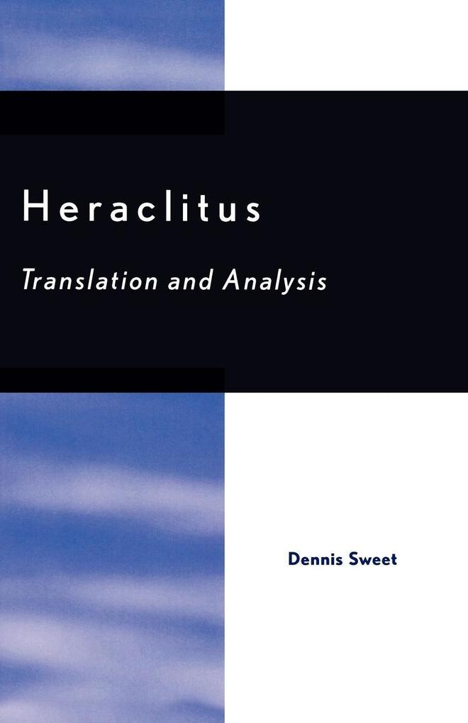 Heraclitus als Taschenbuch