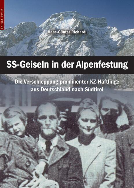 SS-Geiseln in der Alpenfestung als Buch