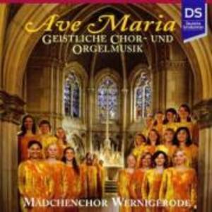 Ave Maria-Geistl.Chormusik als CD