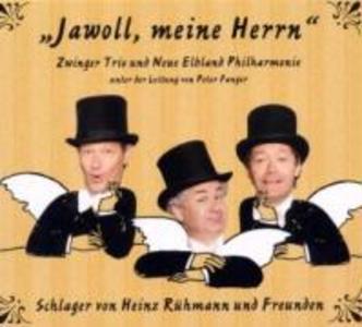 Jawoll,Meine Herren als CD