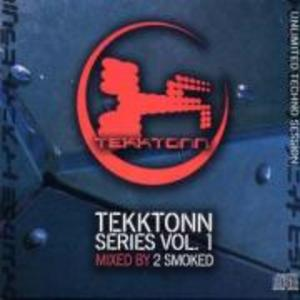 tekktonn series vol.1 als CD