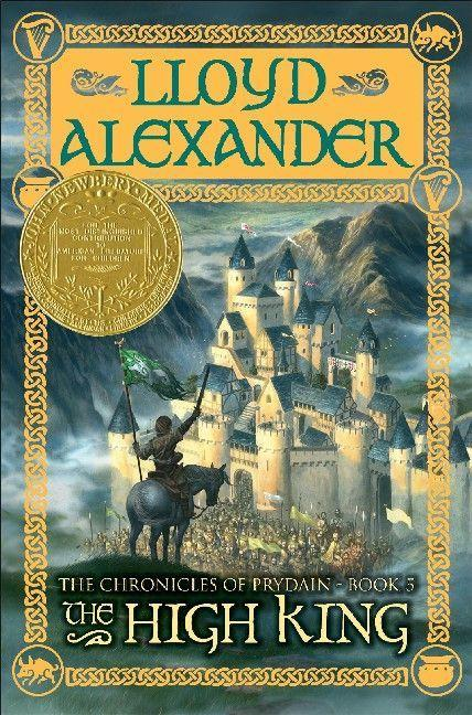 The High King: The Chronicles of Prydain, Book 5 als Taschenbuch