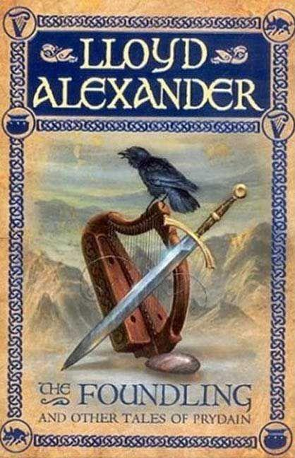 The Foundling: And Other Tales of Prydain als Taschenbuch