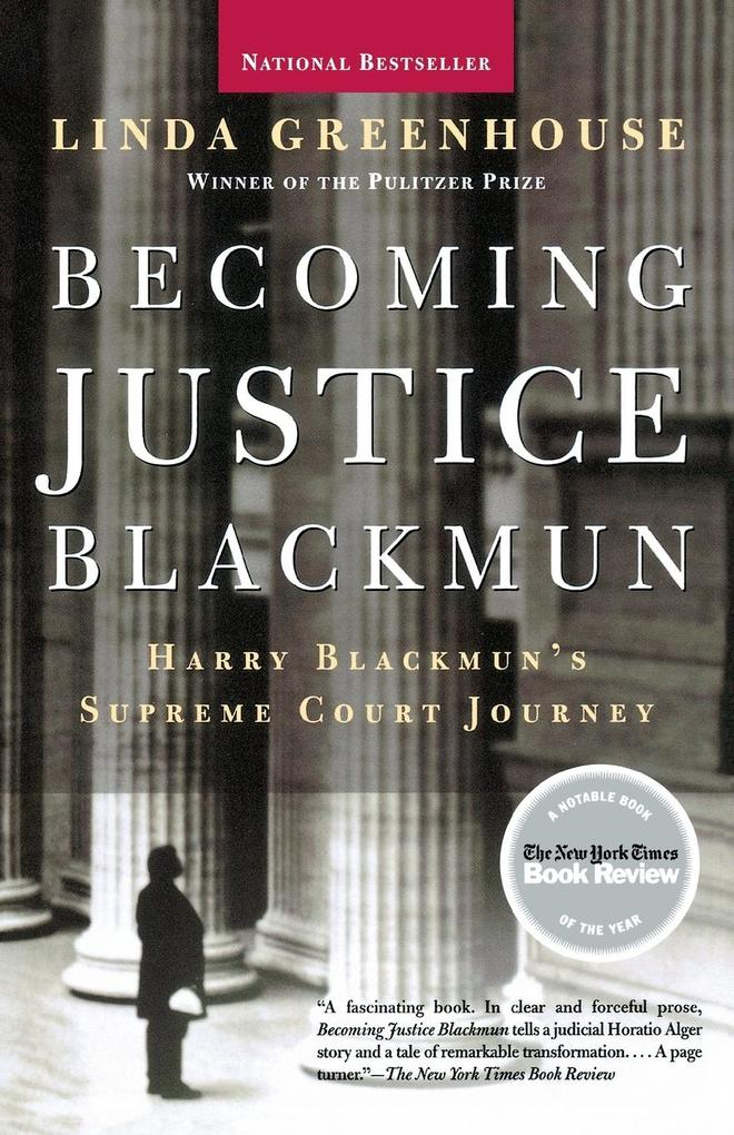 Becoming Justice Blackmun als Buch