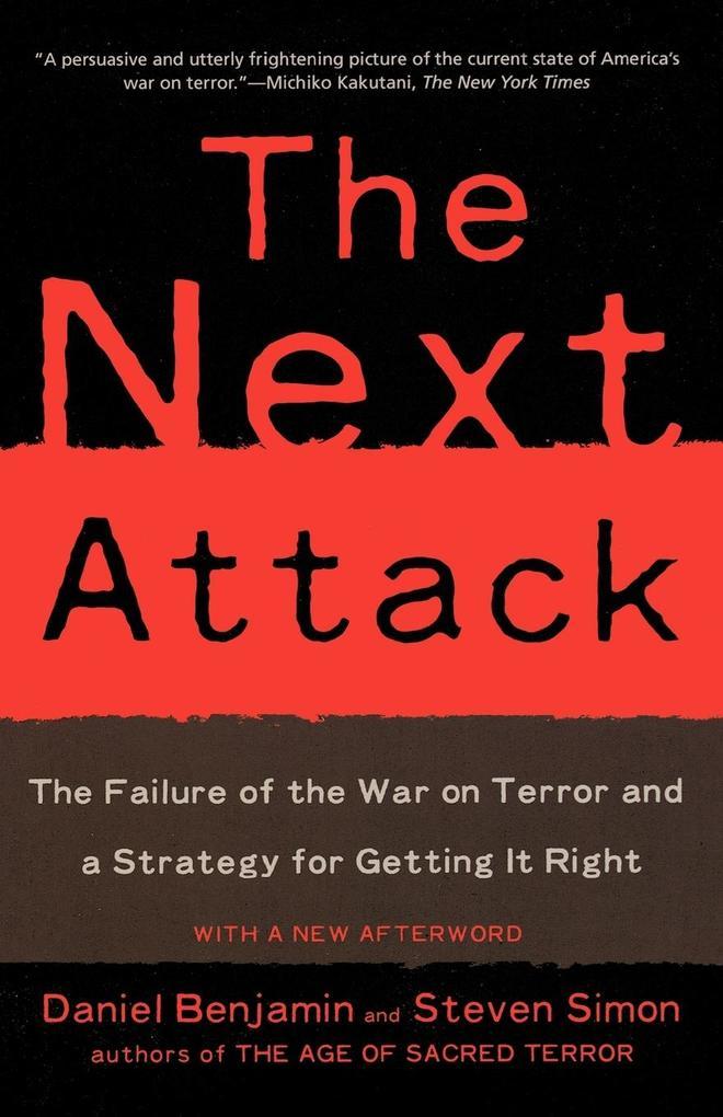 The Next Attack als Taschenbuch
