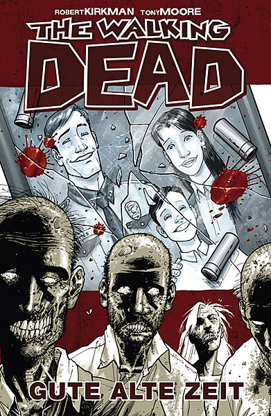 The Walking Dead 01 als Buch