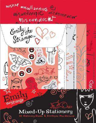 Emily's Mixed-up Stationery als Taschenbuch