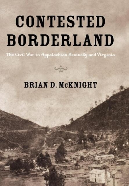 Contested Borderland als Buch