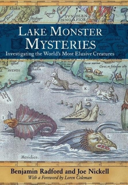 Lake Monster Mysteries als Buch
