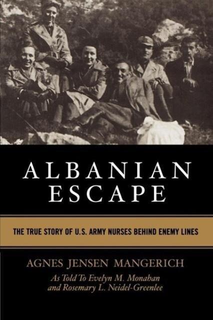 Albanian Escape als Taschenbuch