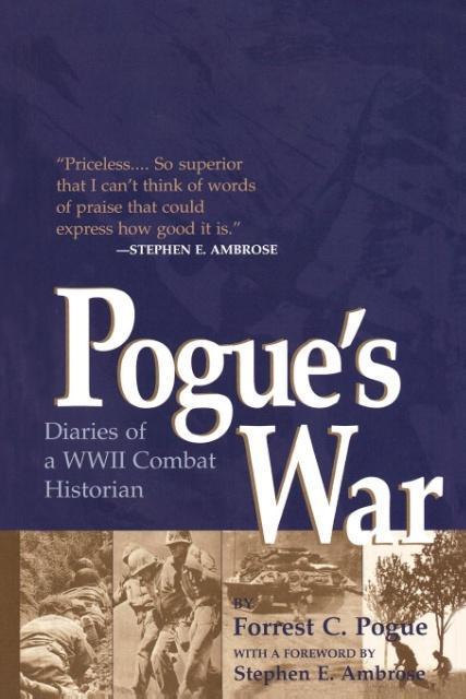 Pogue's War als Taschenbuch