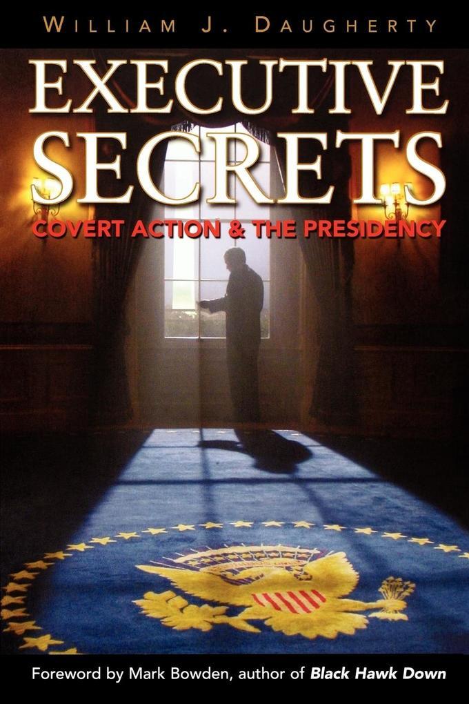 Executive Secrets als Taschenbuch