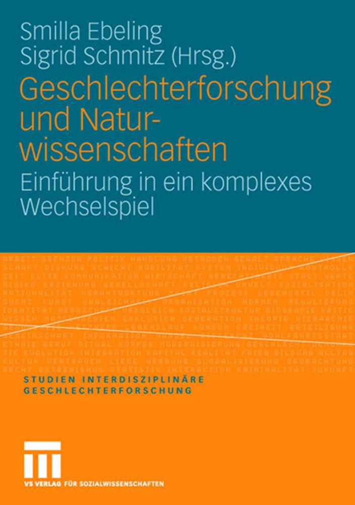Geschlechterforschung und Naturwissenschaften als Buch