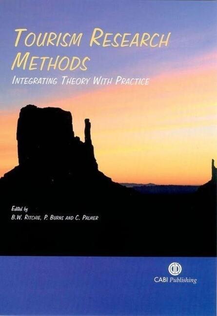 Tourism Research Methods als Taschenbuch