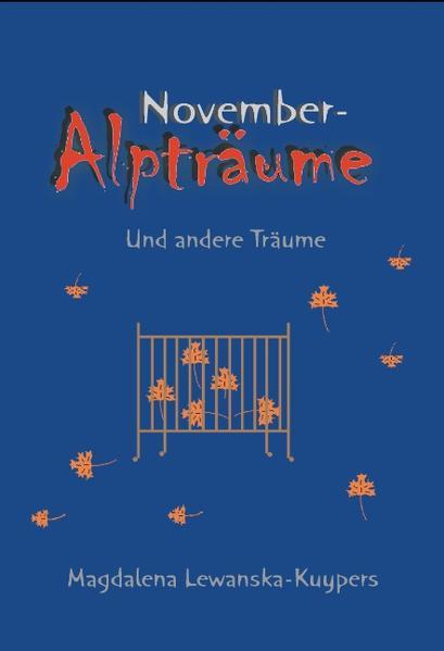 Novemberalpträume als Buch
