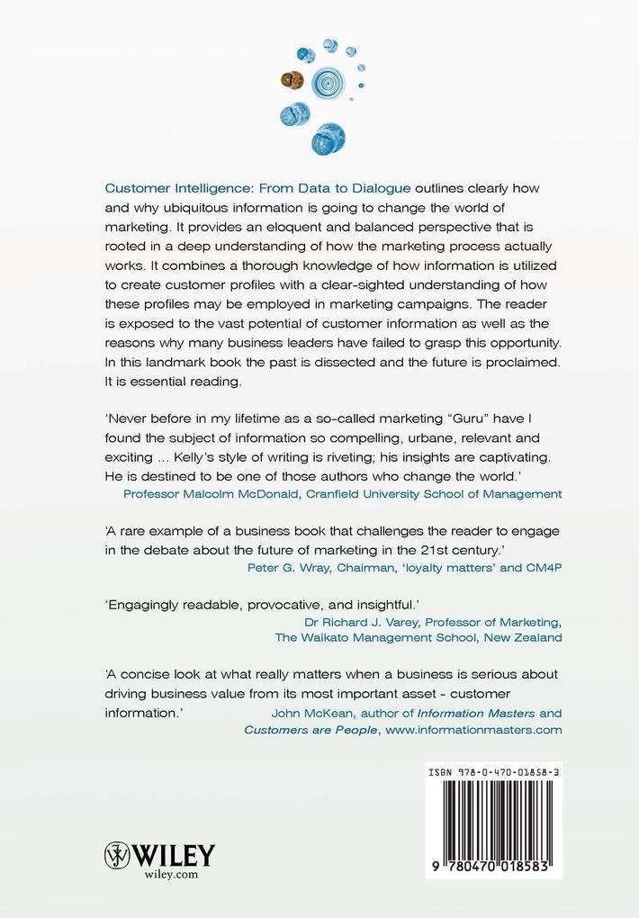 Customer Intelligence als Buch